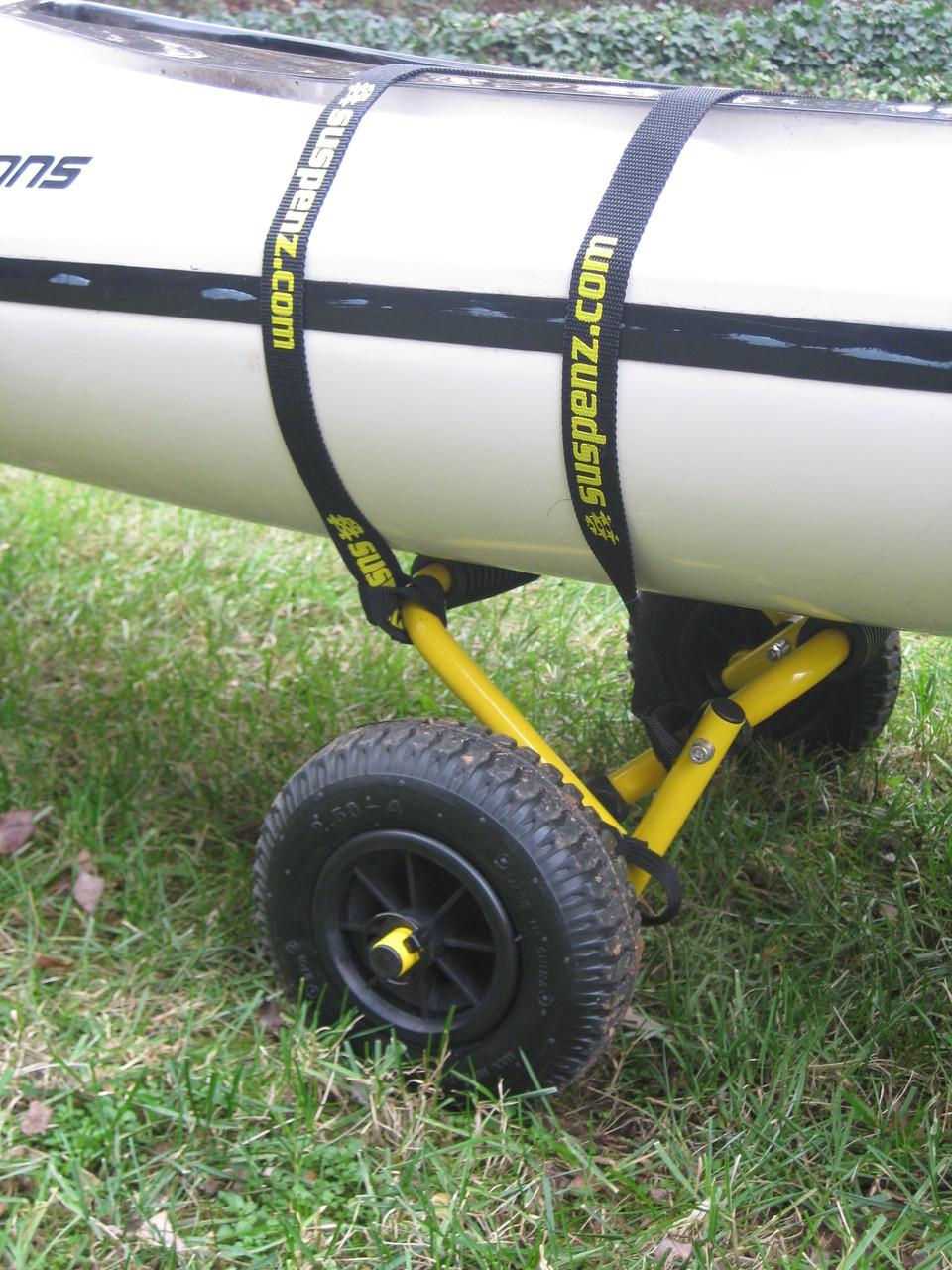 Premium Kayak Dolly Airless Tires Storeyourboard Com