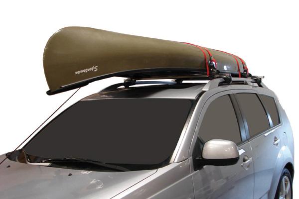 Malone Big Foot Pro Universal Canoe Roof Rack