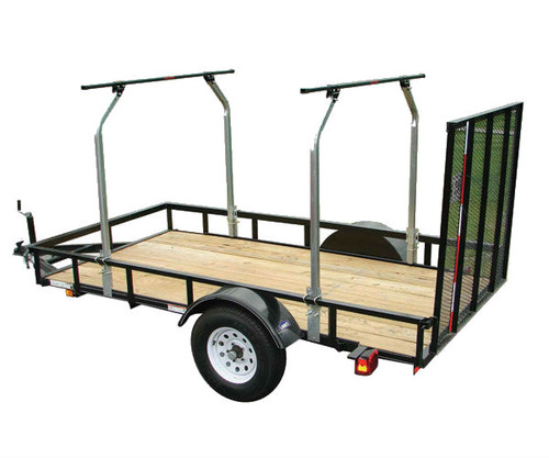 Cross Bar System For Utility Trailer Sport Load Bars Storeyourboard Com