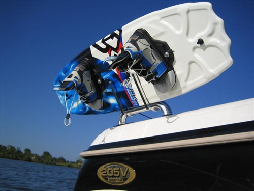 Kayak Dock Rack >> Towerless Wakeboard Rack | Big Air Oasis - StoreYourBoard.com