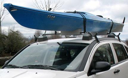 Universal Kayak Roof Rack