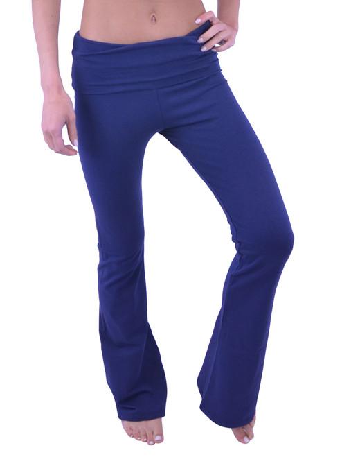 Vivian's Fashions Yoga Pants - Extra Long (Junior and Junior Plus Sizes)