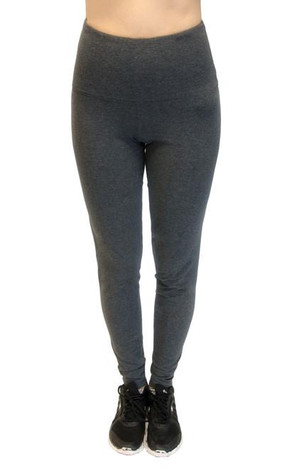 Vivian's Fashions Activewear Yoga Pants - Full Length (Misses and Misses Plus)