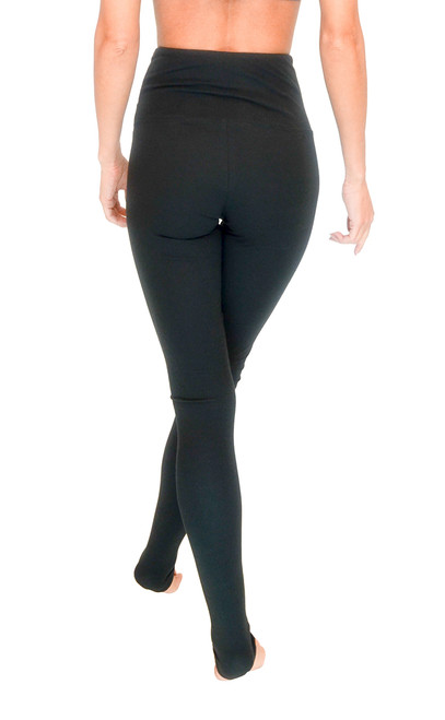 VF-Sport Tall High Waist Workout Tights - Cationic Poly (Misses & Plus Sizes)