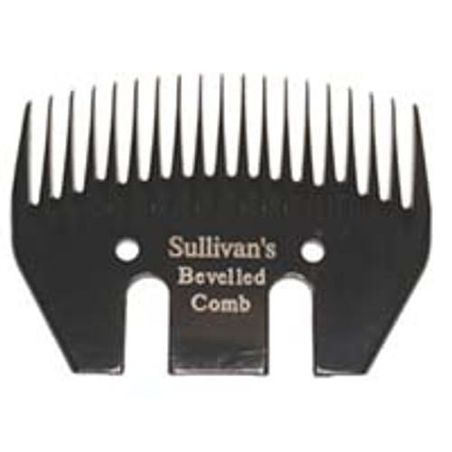 Sullivan Bevelled comb