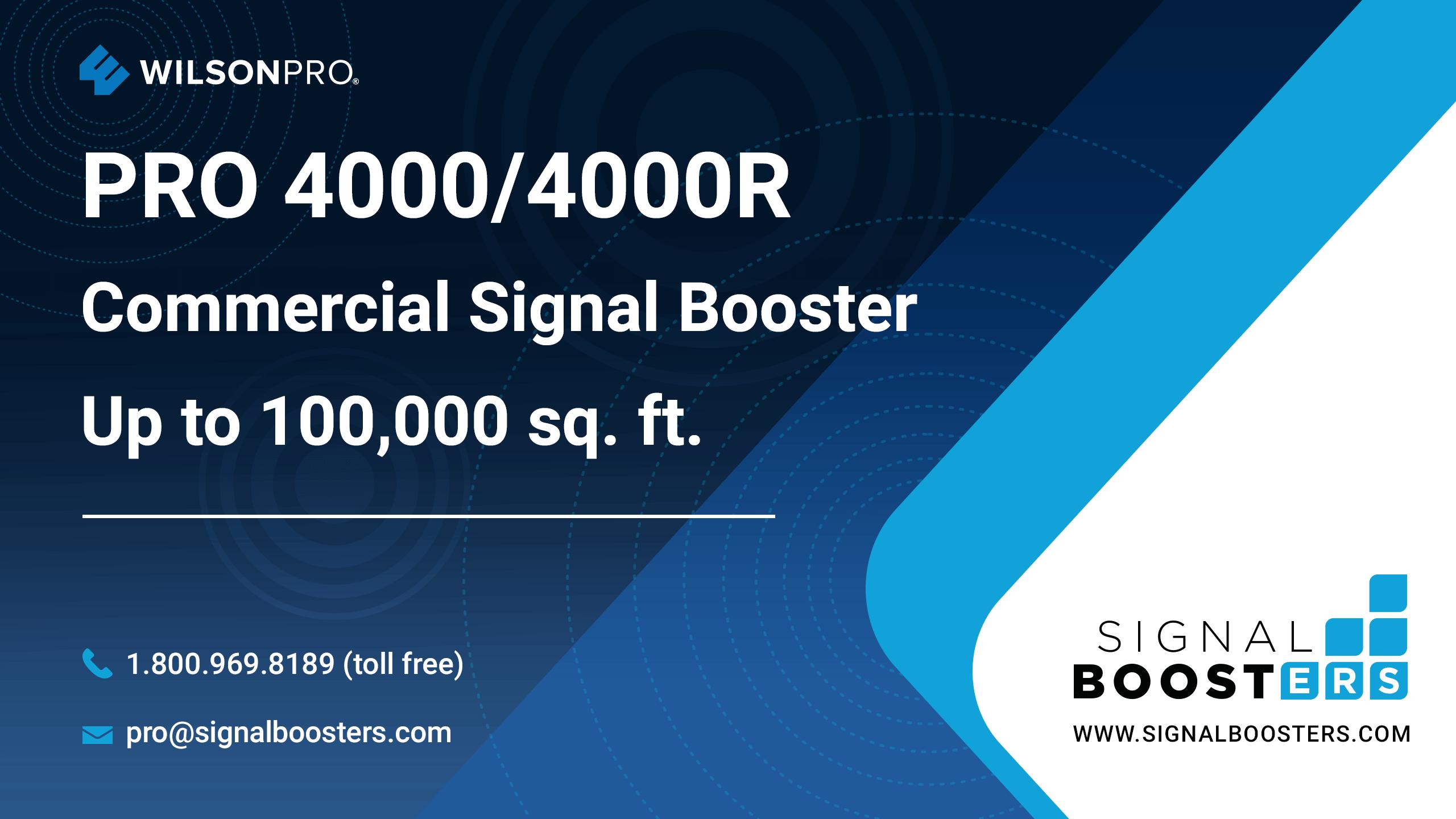 wilsonpro resources signalboosters com