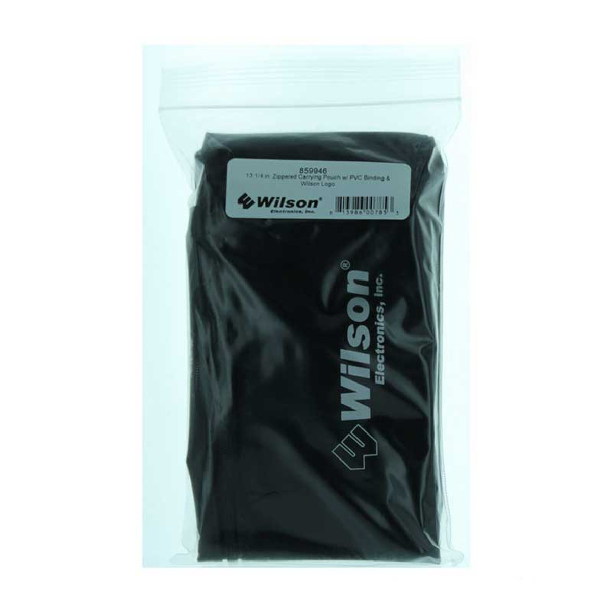 Wilson 859946 13 inch Mobile professional Zippered Carrying Pouch, in retail packaging