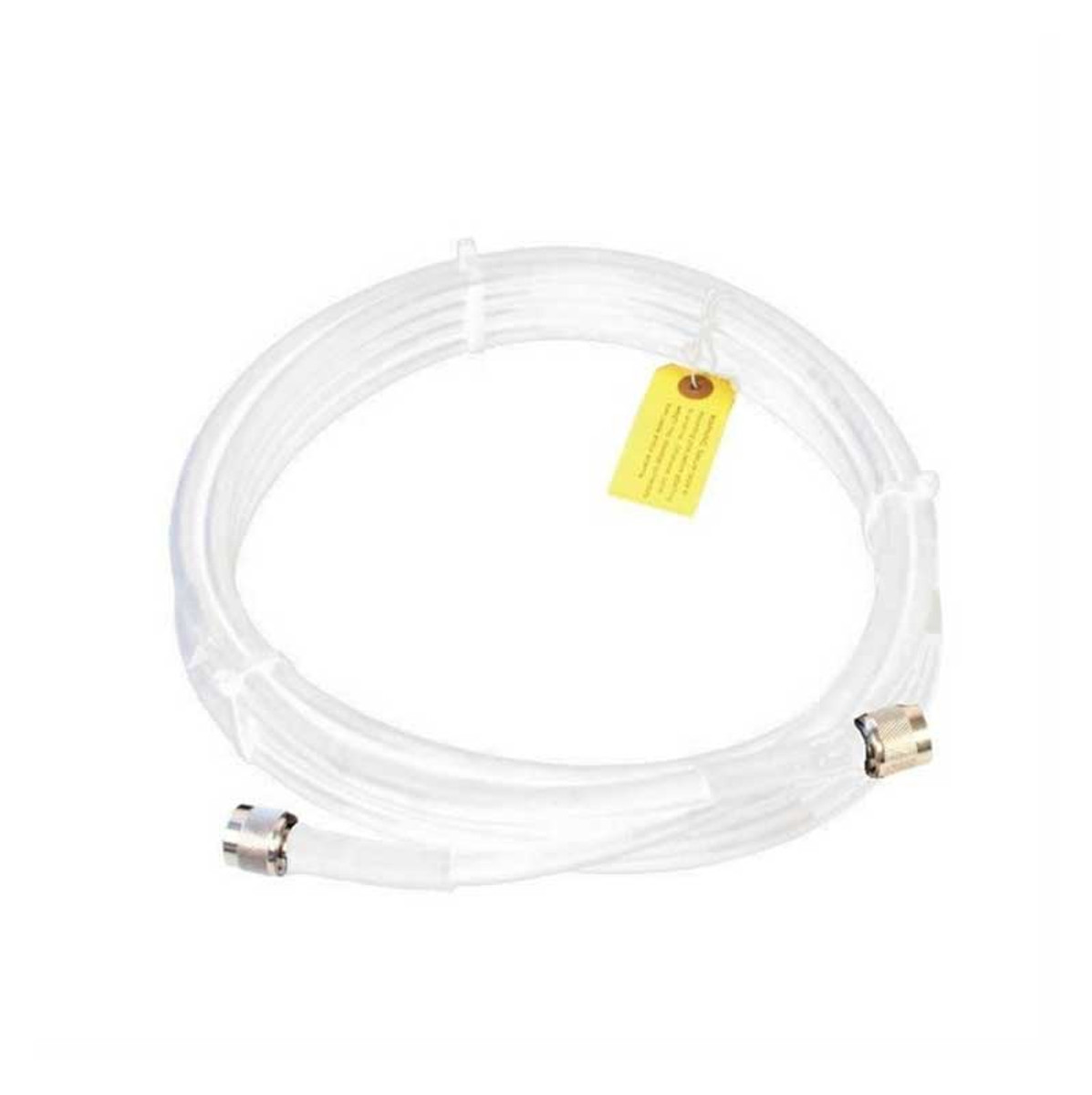 Wilson 952420 20-Foot WILSON400 Ultra Low Loss Coaxial Cable N Male ''Î'''_to N Male White, main