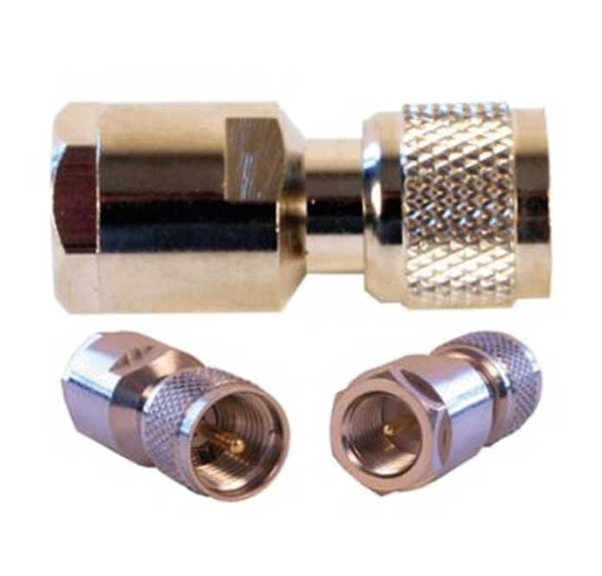 Wilson 971105 FME Female to Mini UHF Male Connector, detail