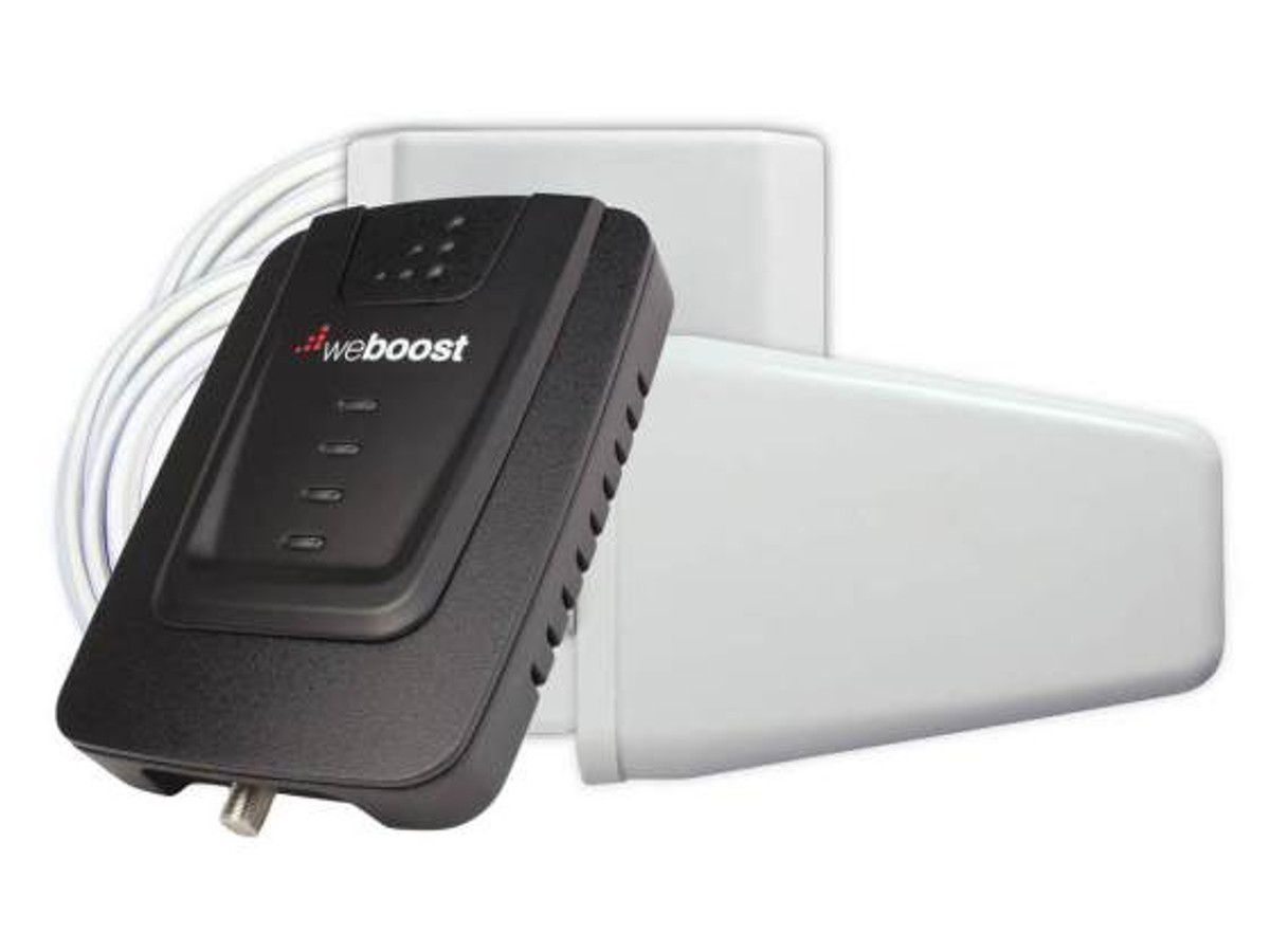 weBoost Connect 4G Cell Phone Signal Booster - Kit