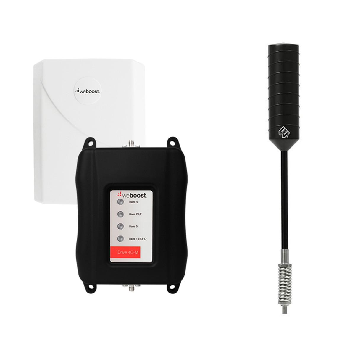 weBoost Drive 4G-M + RV Trucker Essentials Kit | 470108-RV