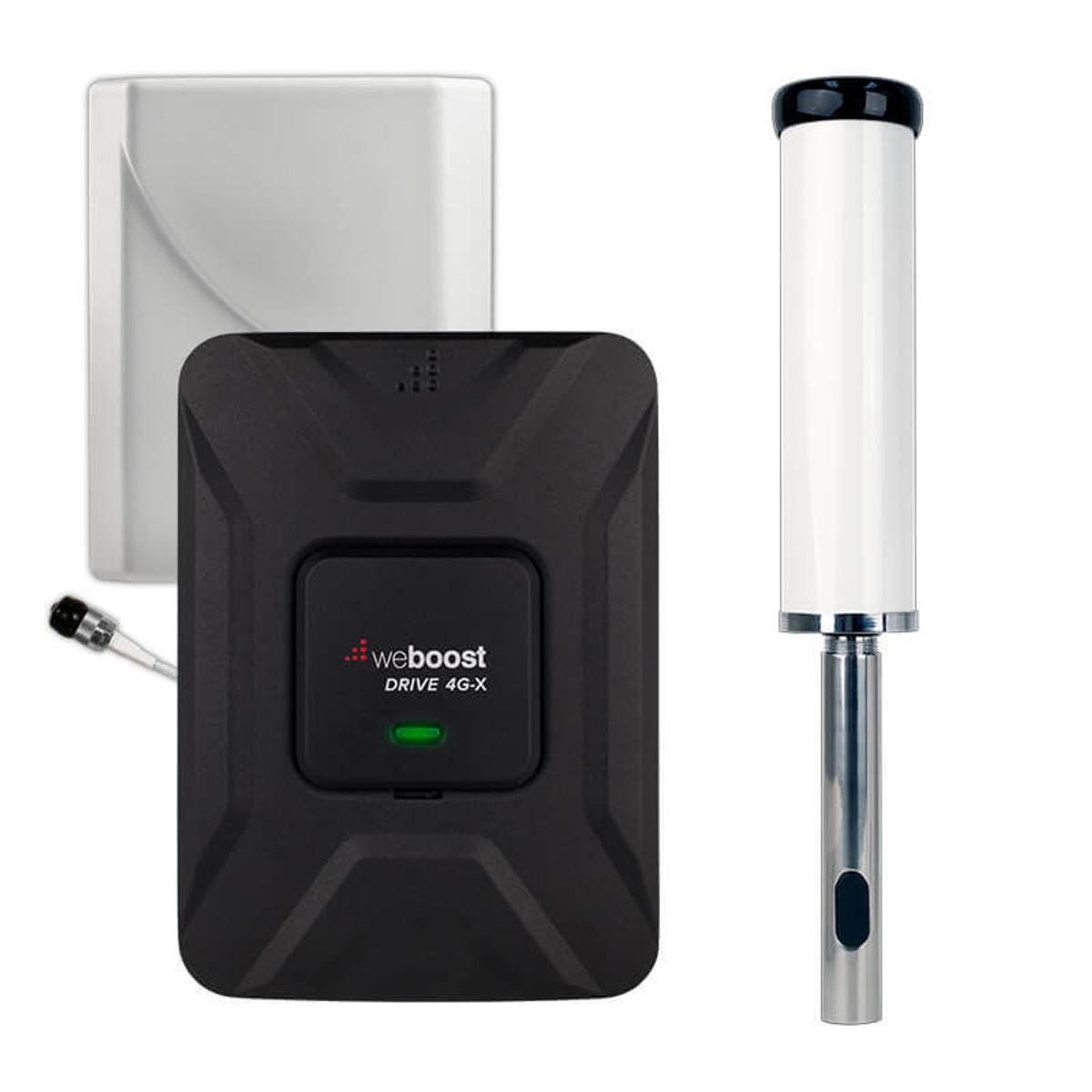 weBoost Drive 4G-X + Marine Essentials Kit