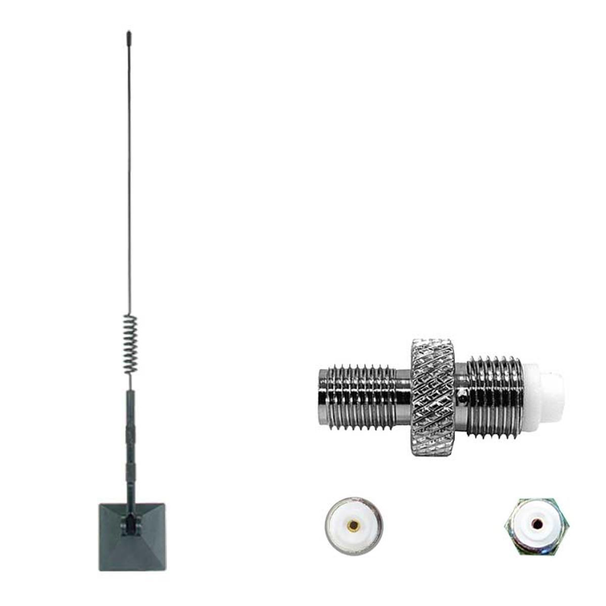 Wilson 311102-B Glass Mount Antenna Dual Band 800-1900 MHz, main