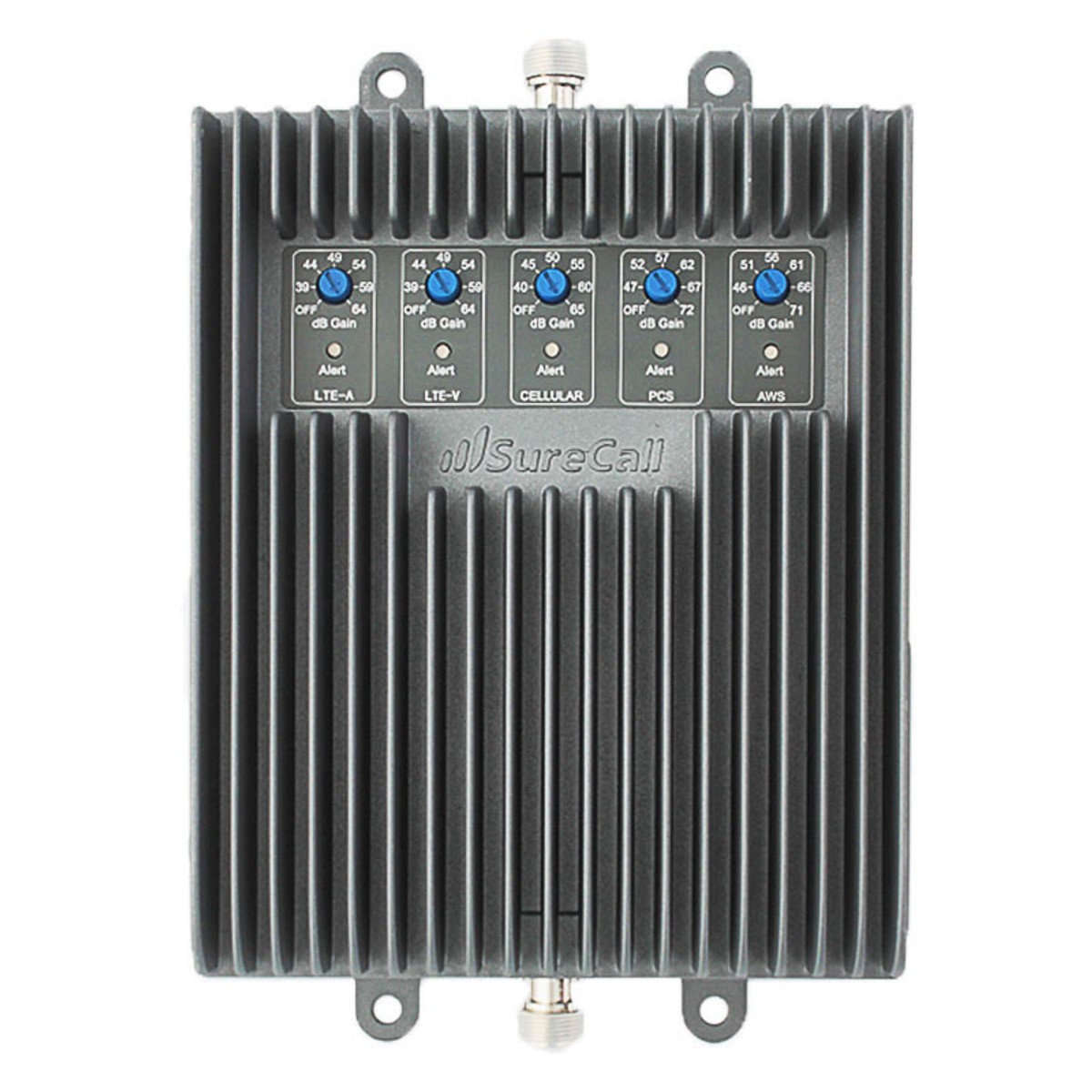 SureCall Fusion5S Signal Booster with Inside & Outside Antennas (SC-PolyH/OS-72-OD-KIT) | Amp Only