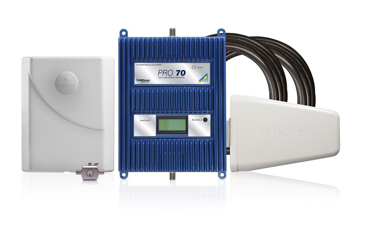 Wilson Pro 70 Professional Signal Booster Kit 75 Ohm   463134