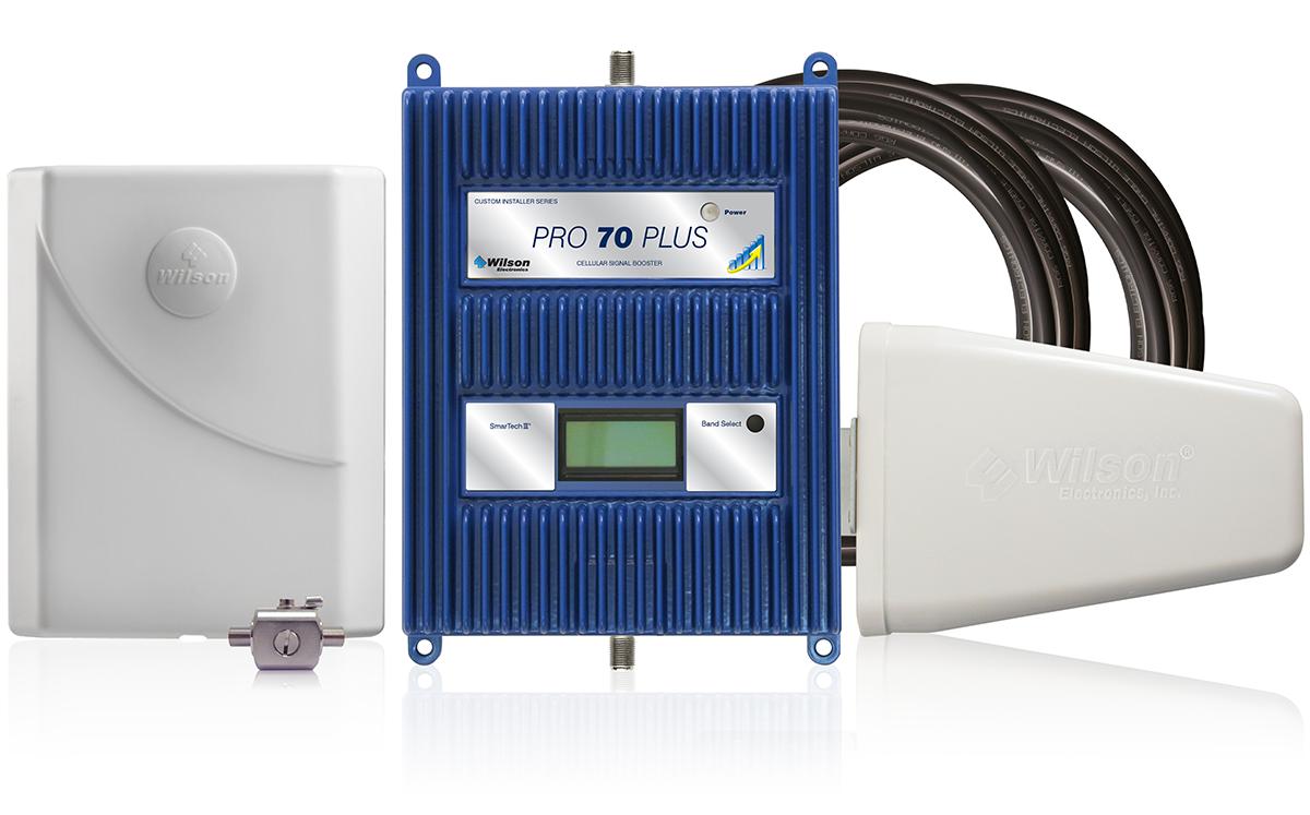 Wilson Pro 70 Professional Signal Booster Kit 75 Ohm | 463134