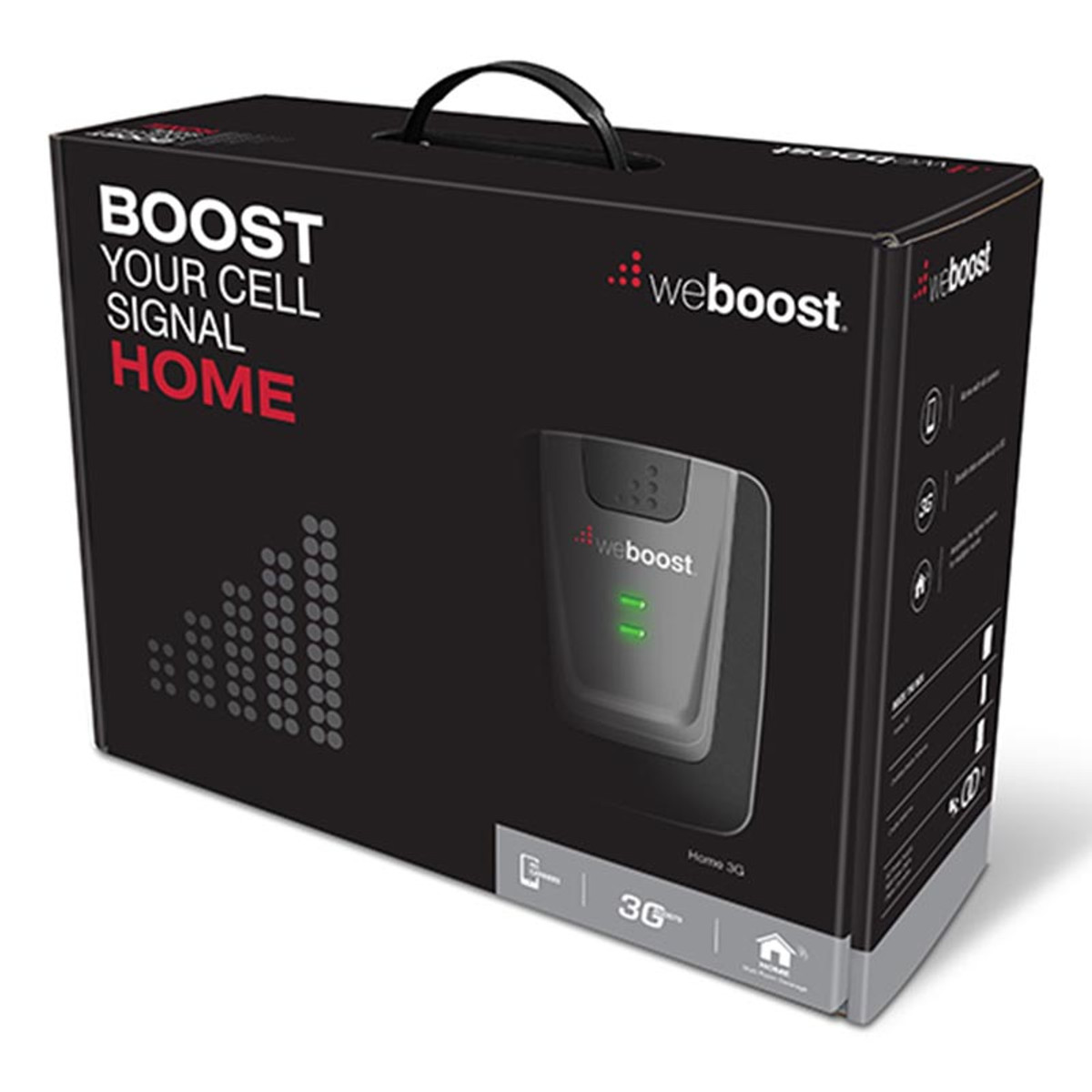 weBoost Home 3G Cell Phone Signal Booster | 473105 box
