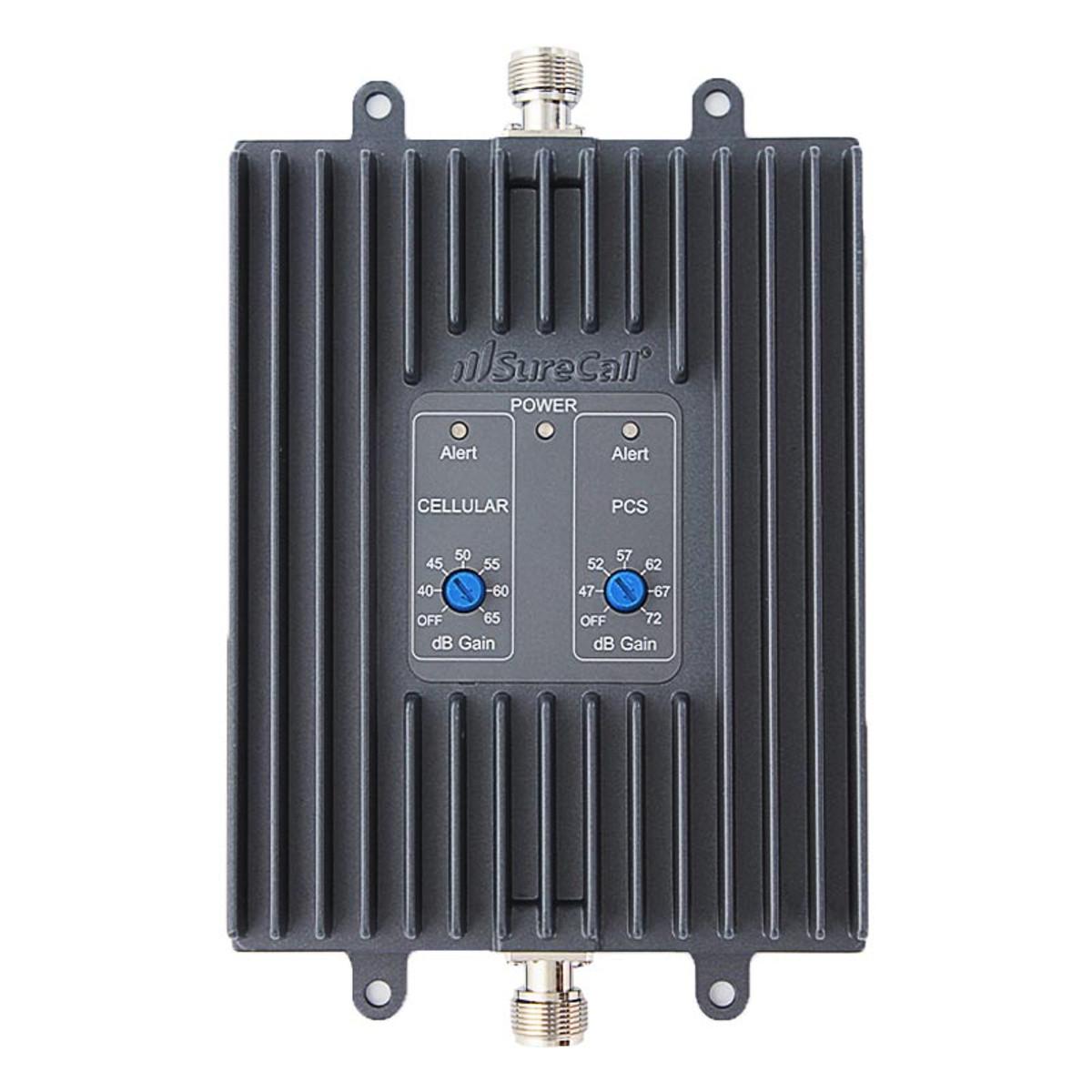 SureCall FlexPro 3G Signal Booster with Yagi & Whip Antennas | Amp