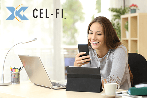 Cel-Fi Joins SignalBoosters.com Lineup