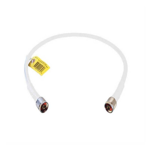 Wilson 952402 2-Foot WILSON400 Ultra Low Loss Coaxial Cable N Male ''Î'''_to N Male White, main
