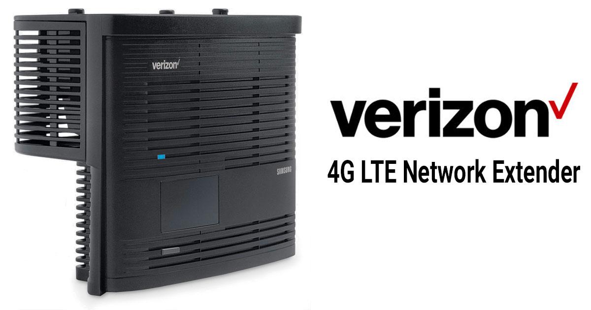verizon network extender marquee
