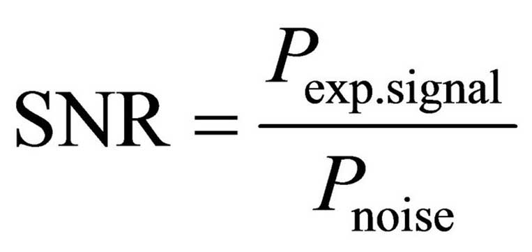 snr formula
