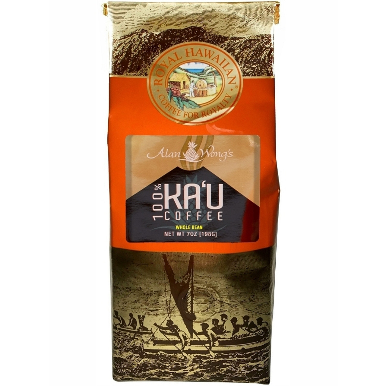 Hawaiian Kau Coffee