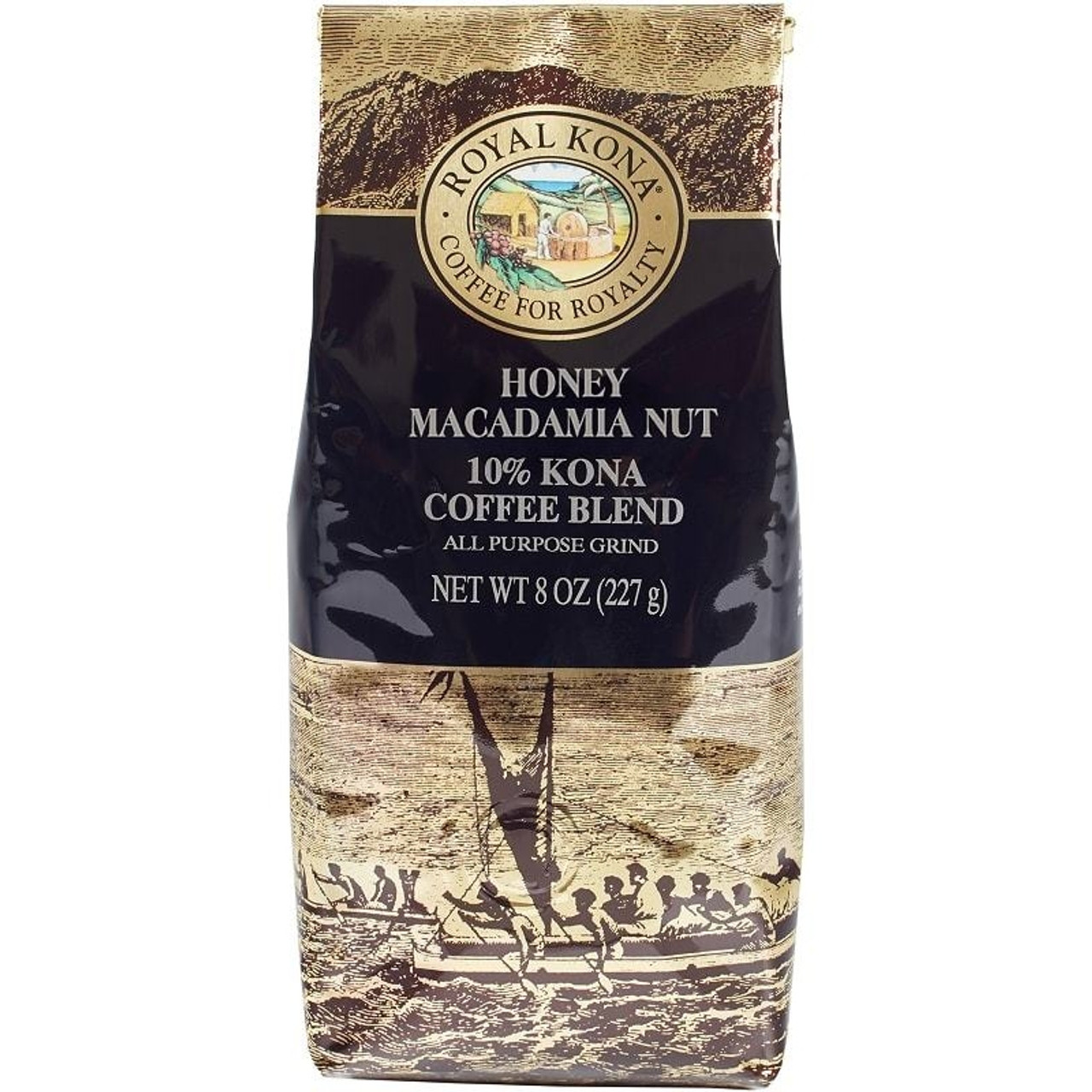 Royal Kona Honey Macadamia