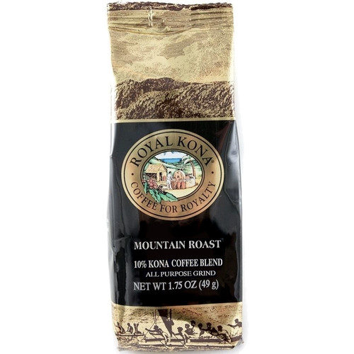 Single Pot Mountain Roast 10% Kona Blend Coffee Multipack