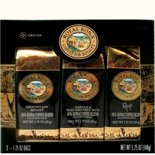 10% Kona Blend Coffee Gift Pack