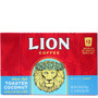 Lion Toasted Coconut Single Serve Box of 12