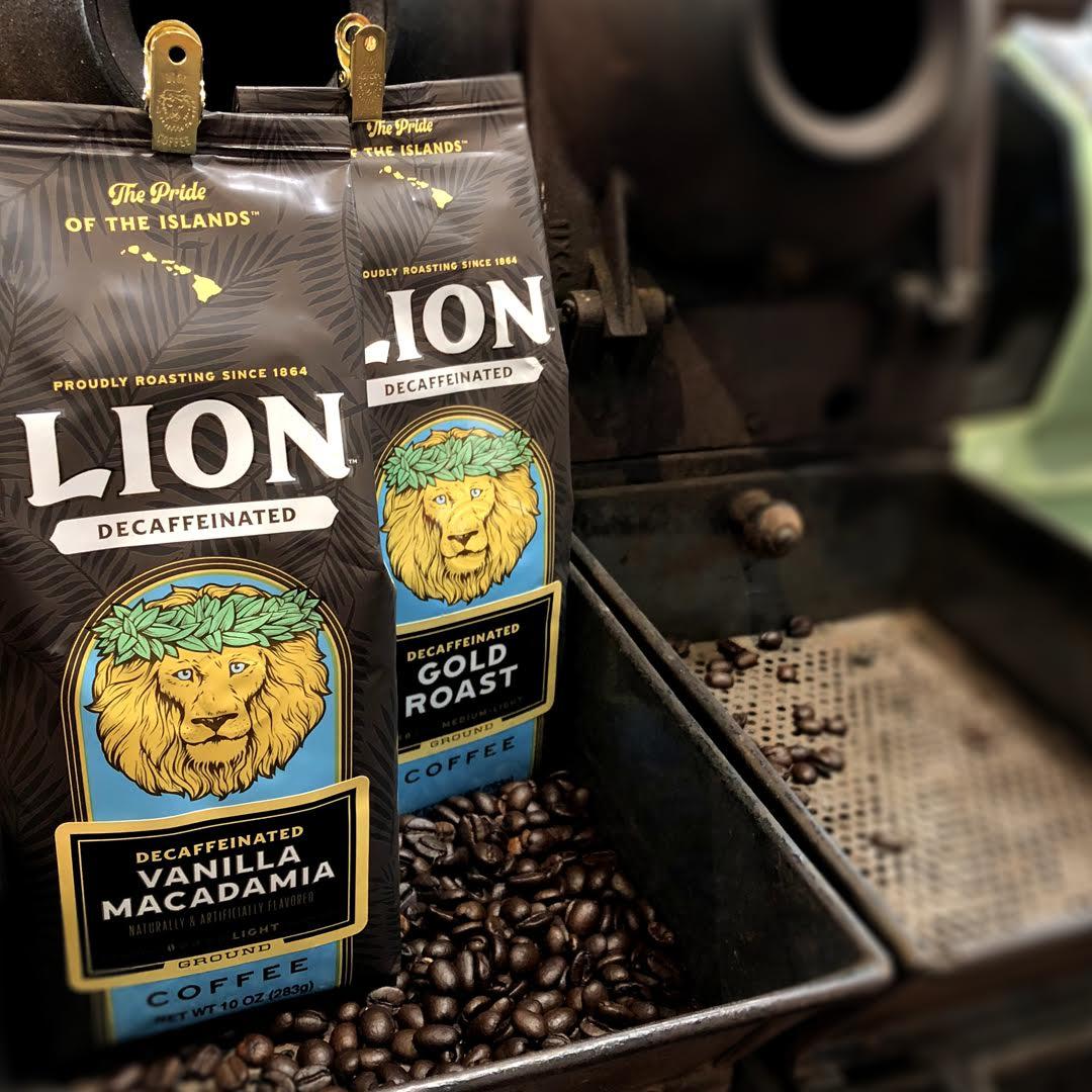 10% Kona Blend Coffee