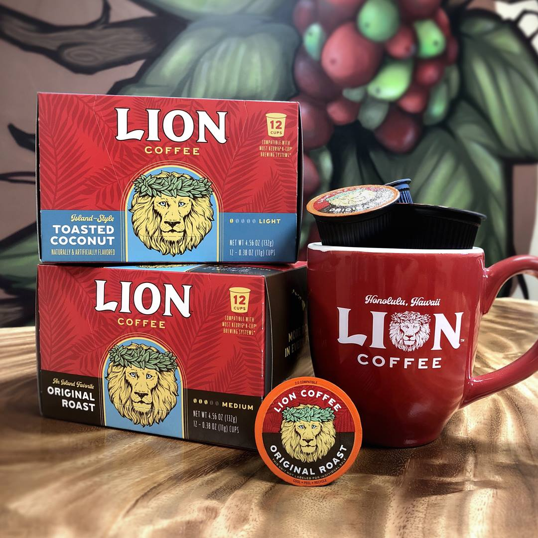 Single Cup Coffee Pods