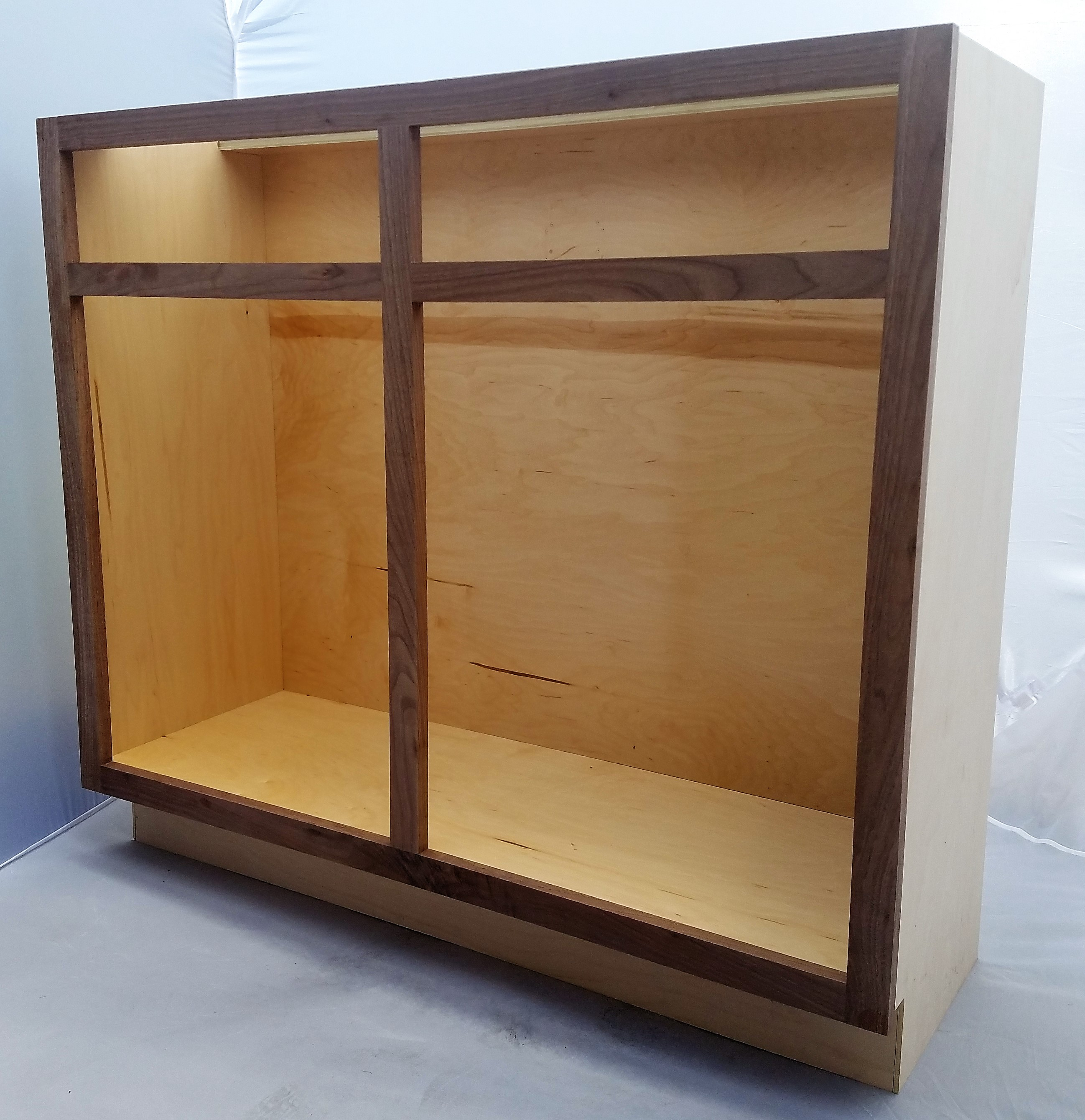 Cabinet Construction Types