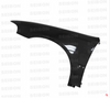 Seibon - OEM-STYLE CARBON FIBER FENDERS FOR 1992-1995 HONDA CIVIC 2DR (PAIR)
