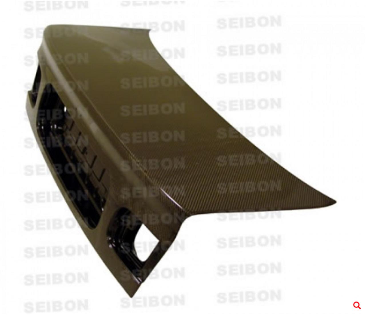 Seibon - OEM-STYLE CARBON FIBER TRUNK LID FOR 1992-1995 HONDA CIVIC 2DR