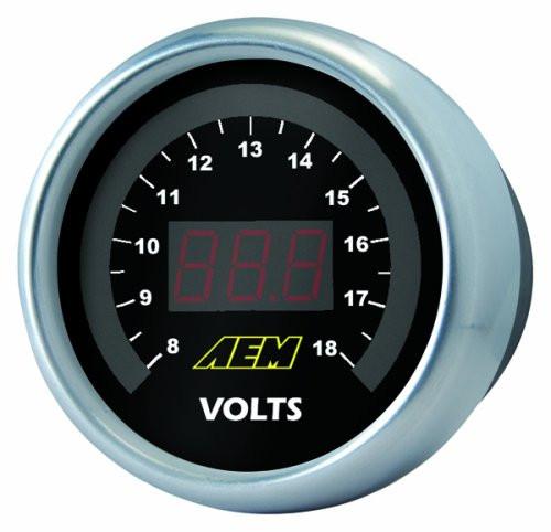 AEM - Voltmeter Display Gauge
