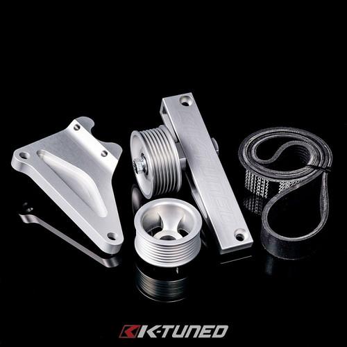 K-Tuned - Universal A/C & P/S Eliminator Kit