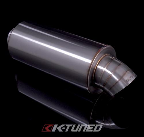 K-Tuned - Turndown Muffler
