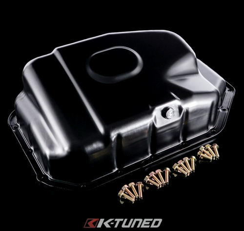 K-Tuned - Steel Oil Pan