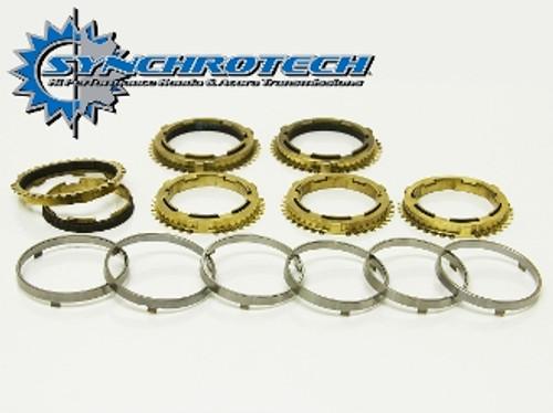 Pro-Series Carbon Synchro Set 1-6 (K20)