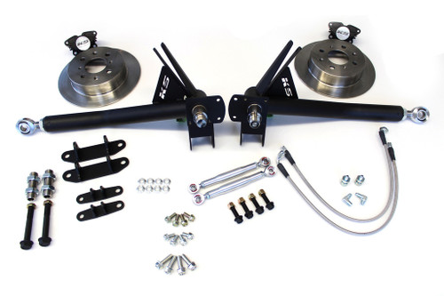 KS Tuned - Rear Trailer Arm Kit