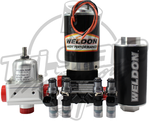 Ultimate All Motor Fuel Delivery Package