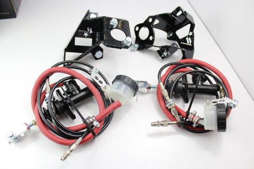Hush Performance - Cable to Hydro Conversion Kit