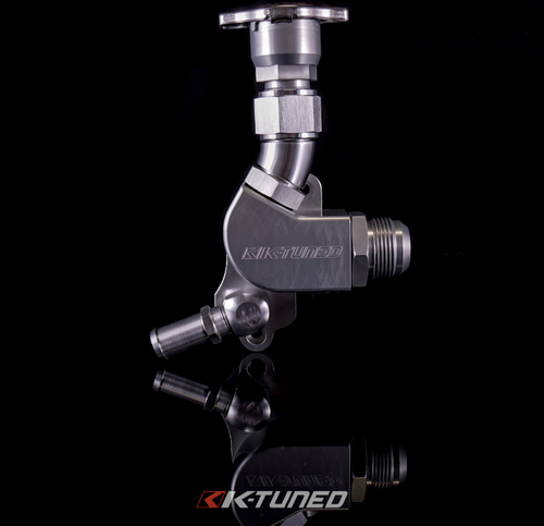 K-Tuned - K20 Upper Coolant Housing with Filler
