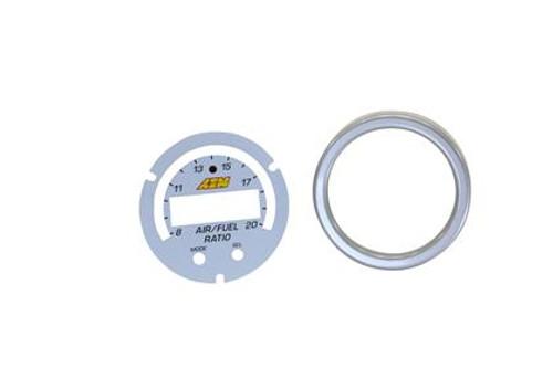 AEM - X-Series Wideband UEGO AFR Sensor Controller Gauge Accessory Kit