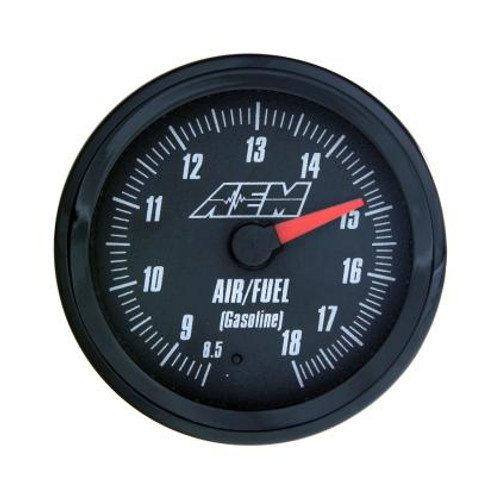 AEM - Analog E85 Wideband Air/Fuel Gauge 5.7 to 11.9:1AFR