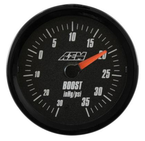 AEM - Analog Boost Gauge (SAE Measurement)
