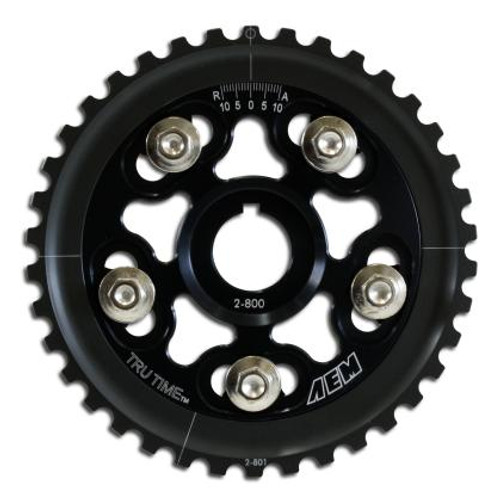 AEM - Adjustable Cam Gear (88-95 Honda Civic/ 93-95 Del Sol S & Si)