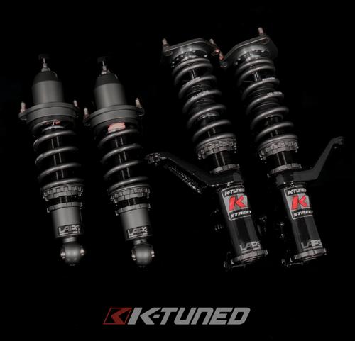 K-Tuned - K1 Street Coilover EP3/EM2/ES1